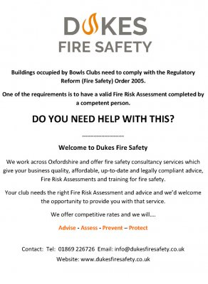 Dukes Fire Safety
